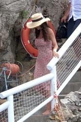 Camila Morrone - On vacation in Capri, Italy 8/4/18