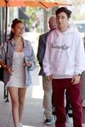 Madison Beer - Out for lunch in Beverly Hills 6/27/18