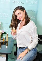 Miranda Kerr - KORA Organics promotion at Sephora in Toronto 9/21/18