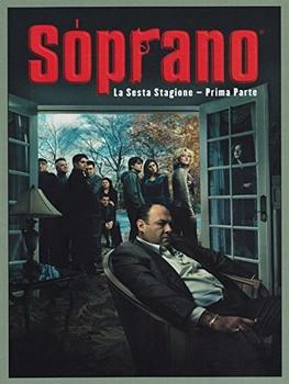 I Soprano - Stagione 6  - Parte 1 [Completa] (2006) 4xDVD9 Copia 1:1 ITA/ENG/HUN