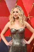 Дженнифер Лоуренс (Jennifer Lawrence) 90th Annual Academy Awards at Hollywood & Highland Center in Hollywood, 04.03.2018 - 85xHQ 3cdd62880703244