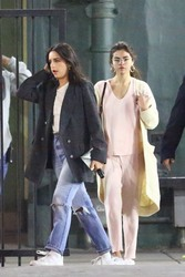 Selena Gomez - Leaving church in LA 2/25/18