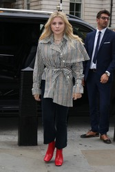 Chloe Grace Moretz - Out in London 8/22/18
