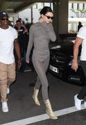 Kendall Jenner - Arriving in Nice, France 5/10/18