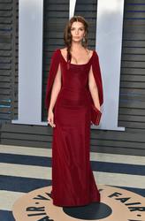 Emily Ratajkowski - 2018 Vanity Fair Oscar Party 3/4/18