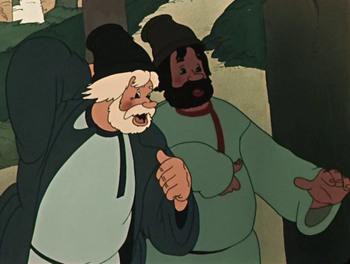 Конек-Горбунок (1947) DVDRip