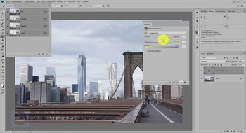 Выборочная коррекция цвета и тона в Photoshop (2018) Видеокурс