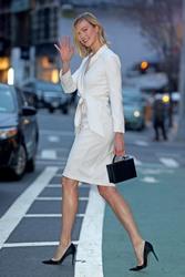Karlie Kloss - in NYC, 4/11/2019