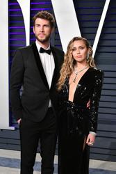 Miley Cyrus - 2019 Vanity Fair Oscar Party 2/24/19