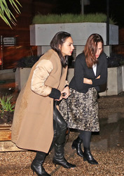 Gal Gadot - Out for dinner in Israel 12/31/18