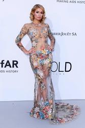 Paris Hilton - amfaR 25th Cinema Against AIDS Gala in Cannes 5/17/18