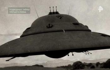Самые шокирующие гипотезы. Подводные тайны Третьего рейха (2018) SATRip