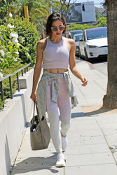 Jenna Dewan - Out in West Hollywood 7/19/18