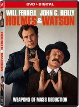 Holmes & Watson (2018) DVD5 CUSTOM ITA