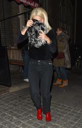 Rita Ora - Out in London 9/6/18