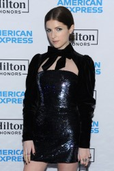 Anna Kendrick - Hilton and American Express Celebrate Launch of Co-Brand Credit Card Portfolio in NYC 1/30/18