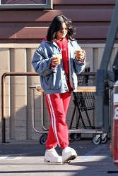 Vanessa Hudgens - Out in LA 1/2/19