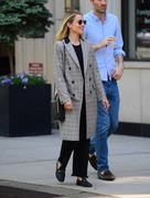 Dianna Agron - Out for lunch in NYC 5/20/18