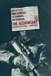 会计刺客 The Accountant_海报