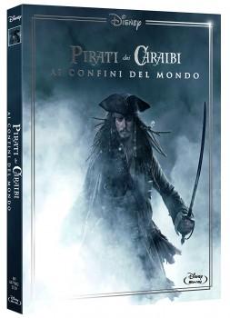 Pirati dei Caraibi - Ai confini del mondo+Bonus (2007) Full Blu-ray AVC 44Gb ITA DTS 5.1 ENG LPCM 5.1