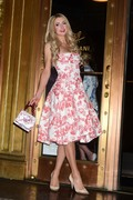 Paris Hilton & Nicky Hilton - Oscar de La Renta Fashion Show in NYC 2/12/19