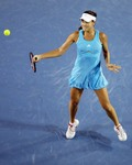 Ana Ivanovic - a series of pictures from her playing days