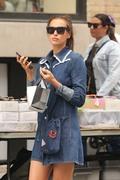 Irina Shayk - Shopping in NYC 9/14/18