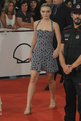 Lily-Rose Depp - 'A Faithful Man' Premiere in Spain 9/22/18