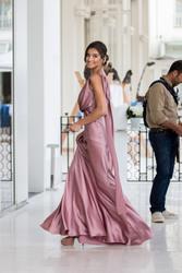 Daniela Lopez Osorio - At The Martinez Hotel in Cannes 5/15/18