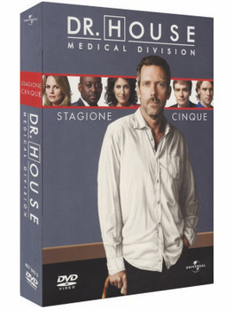Dr. House - Medical Division - Stagione 5 (2008-2009) 6xDVD9 Copia 1:1 ITA-ENG