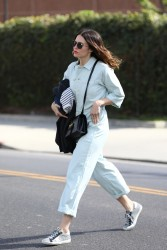 Mandy Moore - Out in LA 2/12/18