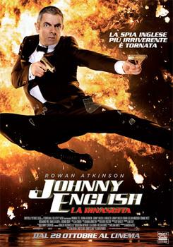 Johnny English – La Rinascita (2011) DVD9 COPIA 1:1 ITA ENG