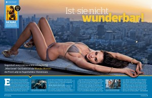 Gal Gadot -                  TV Digital Magazine (Germany) November 2017.