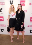 Ashley James -            Georgia Toffolo #Everydaylifegoals Campaign Launch London March 13th 2018.
