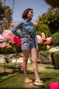 Rowan Blanchard - Festival Kick-Off Brunch by Ugg at the 2018 Coachella Festival in Palm Springs 4/13/18