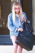 Ashley Benson - Shopping in Beverly Hills 8/10/18