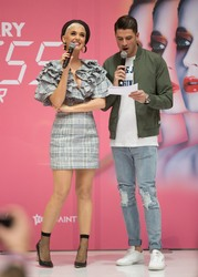 Katy Perry - Q&A session at Myer instore, Adelaide, Australia 7/29/2018