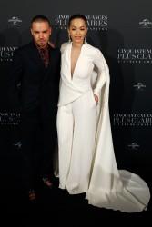 Rita Ora - 'Fifty Shades Freed' Premiere in Paris 2/6/18