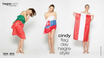 Emiliya S. Cindy - Flag Day Hegre Style