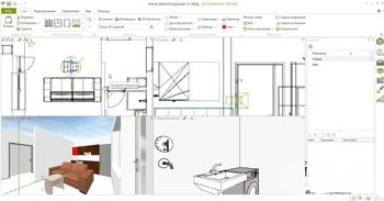 Стать дизайнером легко: курс по дизайну интерьера для новичков (2018) Видеокурс