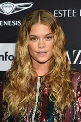 Nina Agdal - Harper's Bazaar Icons Party in NYC 9/7/18