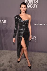 Isabeli Fontana - 2019 amfAR Gala in NYC 2/6/19