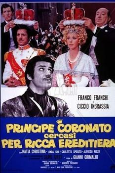 Principe coronato cercasi per giovane ereditiera (1970) DVD5 COPIA 1:1 ITA