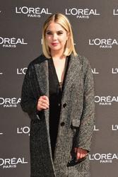 Ashley Benson - L'Oreal Fashion Show in Paris 9/30/18