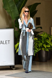 Rosie Huntington-Whiteley - Out in Beverly Hills 3/11/19