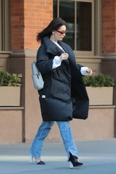 Bella Hadid - Out in NYC 3/19/19