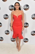 Natalie Martinez - ABC All-Star Party, Arrivals, TCA Winter Press Tour In Los Angeles (1/8/17)