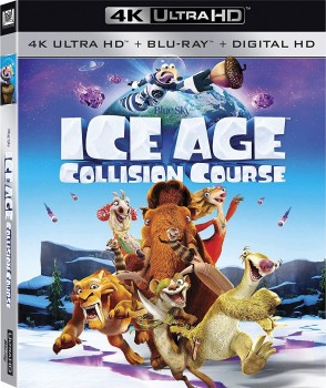 L'era glaciale - In rotta di collisione (2016) Full Blu-Ray 4K 2160p UHD HDR 10Bits HEVC ITA DTS 5.1 ENG TrueHD 7.1 MULTI
