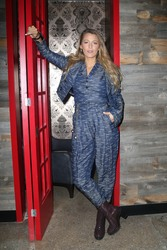 Blake Lively - Twitter Offices in NYC 9/10/18