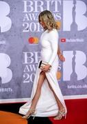 Emily Atack -     39th Brit Awards London February 20th 2019.